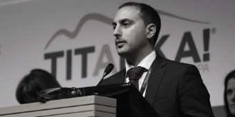 Marco Baroni - Managing Director of TITANKA!